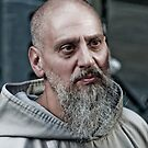Friar tuck by David Petranker