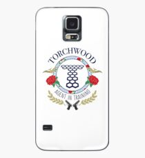 Torchwood - Agent in Training (Colour Version) Case/Skin for Samsung Galaxy