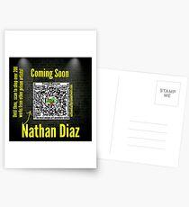 PrisonArtWare.com proudly presents the work of Nathan Diaz  Postcards