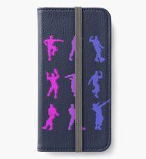 Fortnite Emote Dances iPhone Wallet/Case/Skin