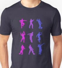 Fortnite Emote Dances Unisex T-Shirt