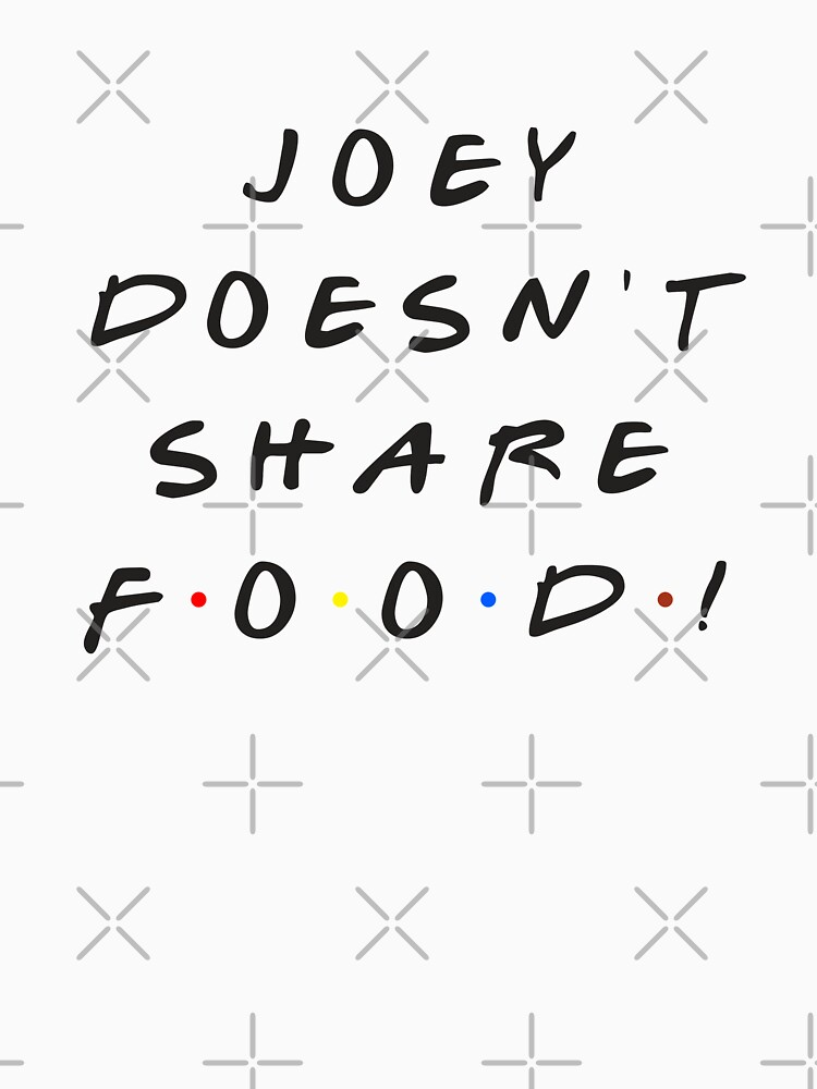 Joey doesn't share food! by GrybDesigns