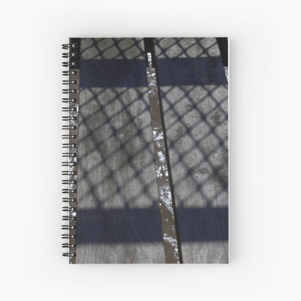 Lines and more lines Spiral Notebook