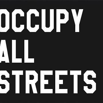 Occupy All Streets - Hillsong New York by JaxStore