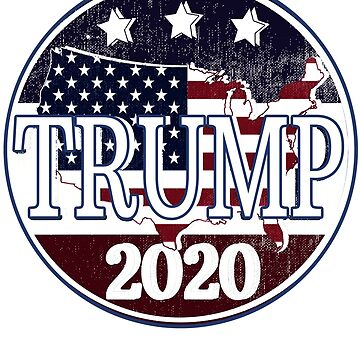 Donald Trump President 2020 Election T-Shirt by TopTeeShop