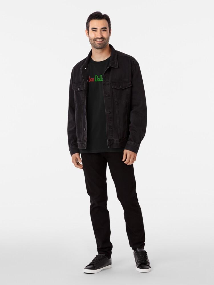 Alternate view of Million Dollar Options Premium T-Shirt