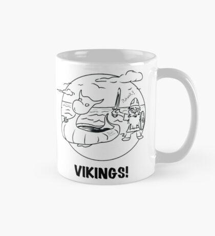 Vikings Rawr! Mug