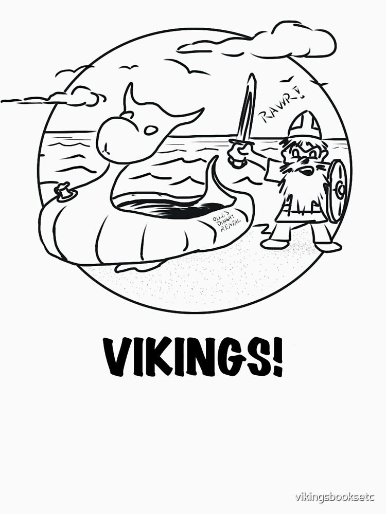 Vikings Rawr! by vikingsbooksetc