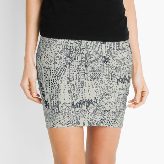 Big City Love Mini Skirt