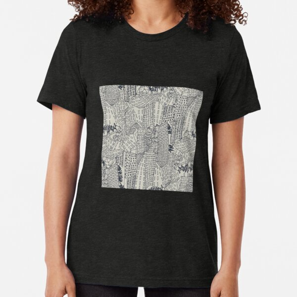 Big City Love Tri-blend T-Shirt