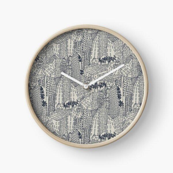 Big City Love Clock