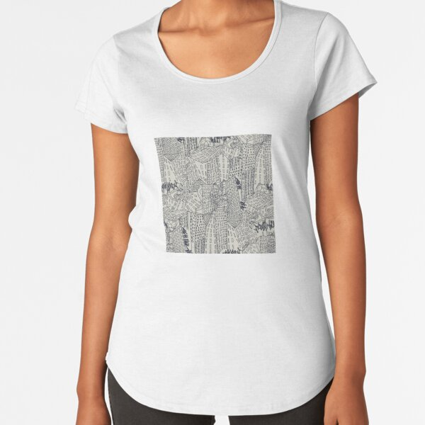 Big City Love Premium Scoop T-Shirt
