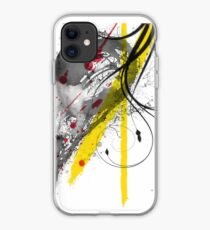Love is messy iPhone Case
