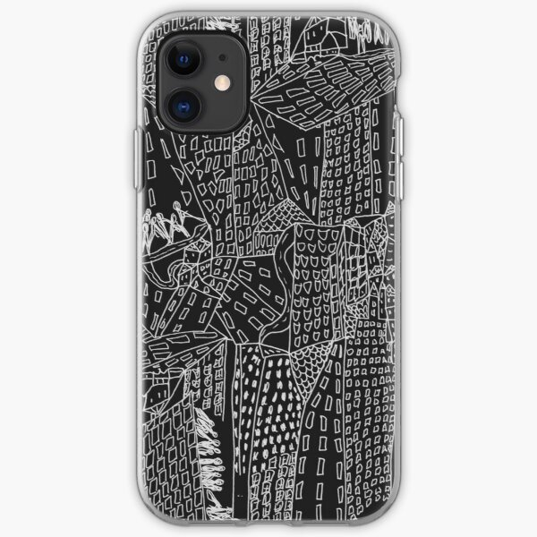 new York iPhone Soft Case