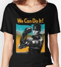 We Can Do It (Furiously) Women's Relaxed Fit T-Shirt