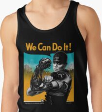 We Can Do It (Furiously) Tank Top