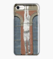 Wall Art, The Substation (Newport) iPhone Case/Skin
