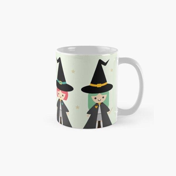 Cute Kawaii Witches Classic Mug
