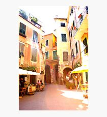 Magical Monterosso Photographic Print