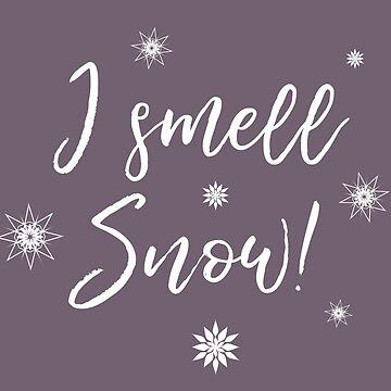 Ich rieche Schnee von GrybDesigns