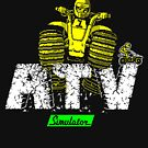 Gaming [ZX Spectrum] - ATV: Simulator by ccorkin