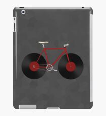 Record Fixie iPad Case/Skin