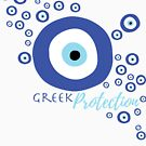 Greek Protection - Greek Pride by Anartsysoul