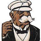Graf Zeppelin 1909 caricature by edsimoneit