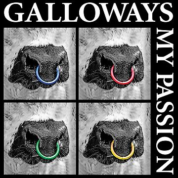 Galloways my passion by Vectorbrusher