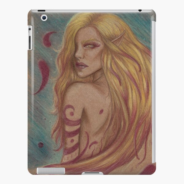Stained iPad Snap Case