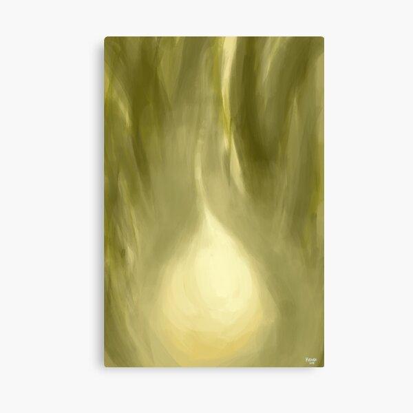 Nurtured Growth Canvas Print