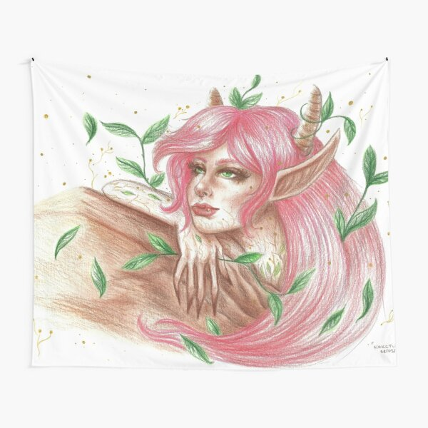 Fairy of Life Tapestry