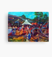 Celebrating Community Canvas Print