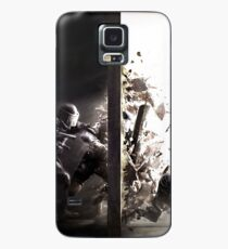 The Battle Of Dark And Light Case/Skin for Samsung Galaxy
