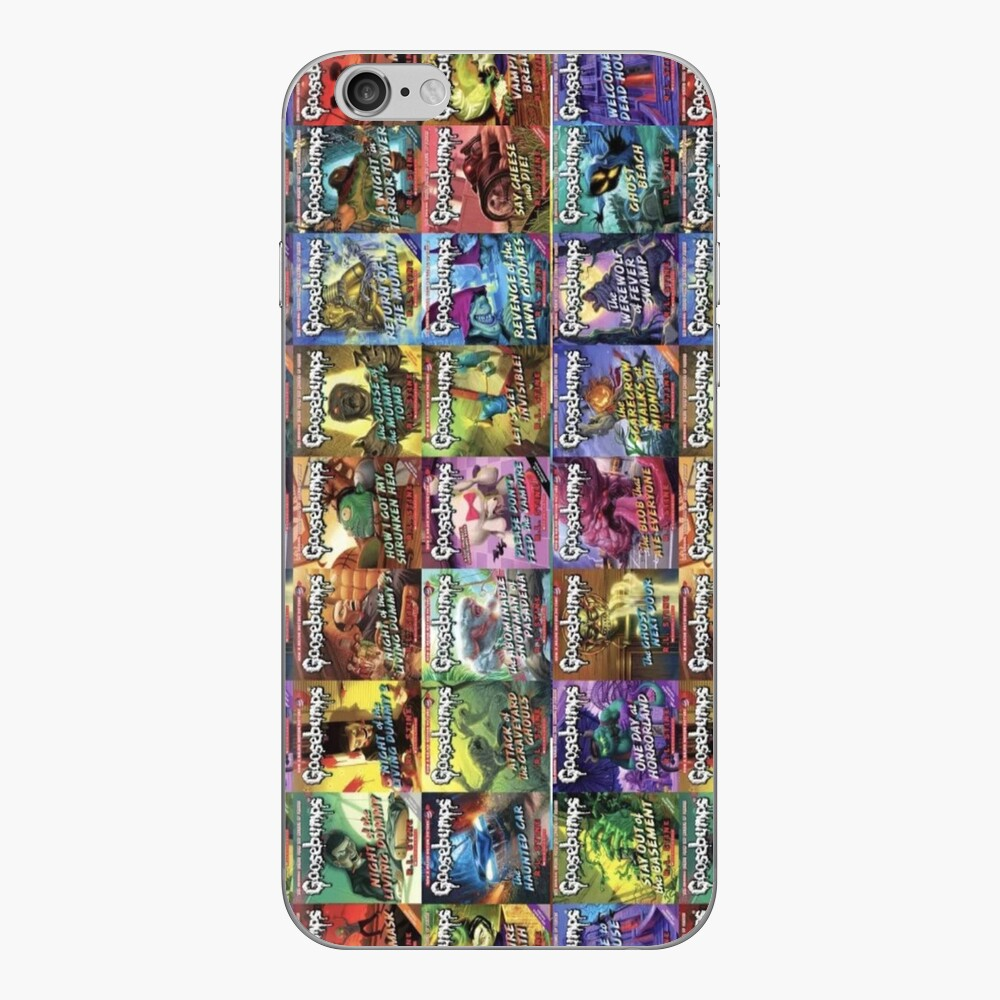 Goosebumps Ultimate Collection iPhone Skin