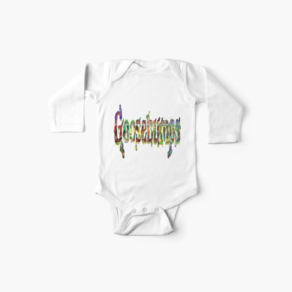 Goosebumps Ultimate Collection Body para bebé