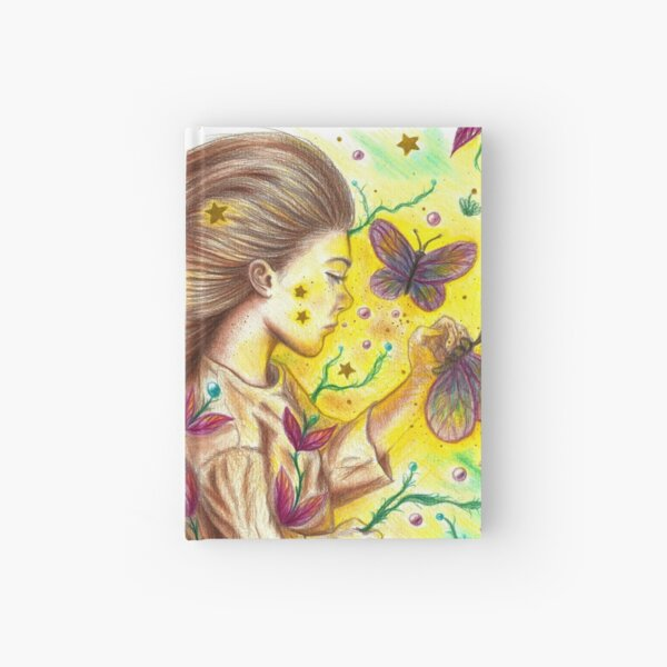 Dream Child Hardcover Journal