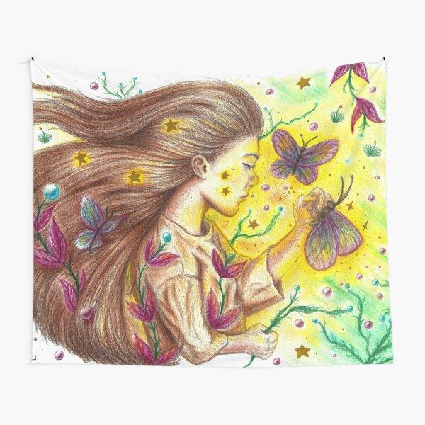 Dream Child Tapestry