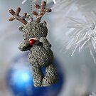 Reindeer Bear by JaimeWalsh