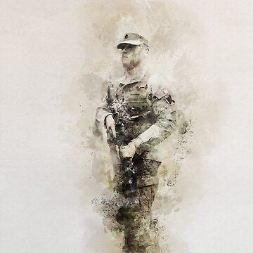 Light Infantry by FatCrayon