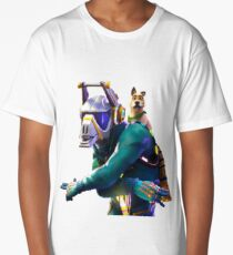 Fortnite Battle Royale DJ Llama skin season 6 Long T-Shirt