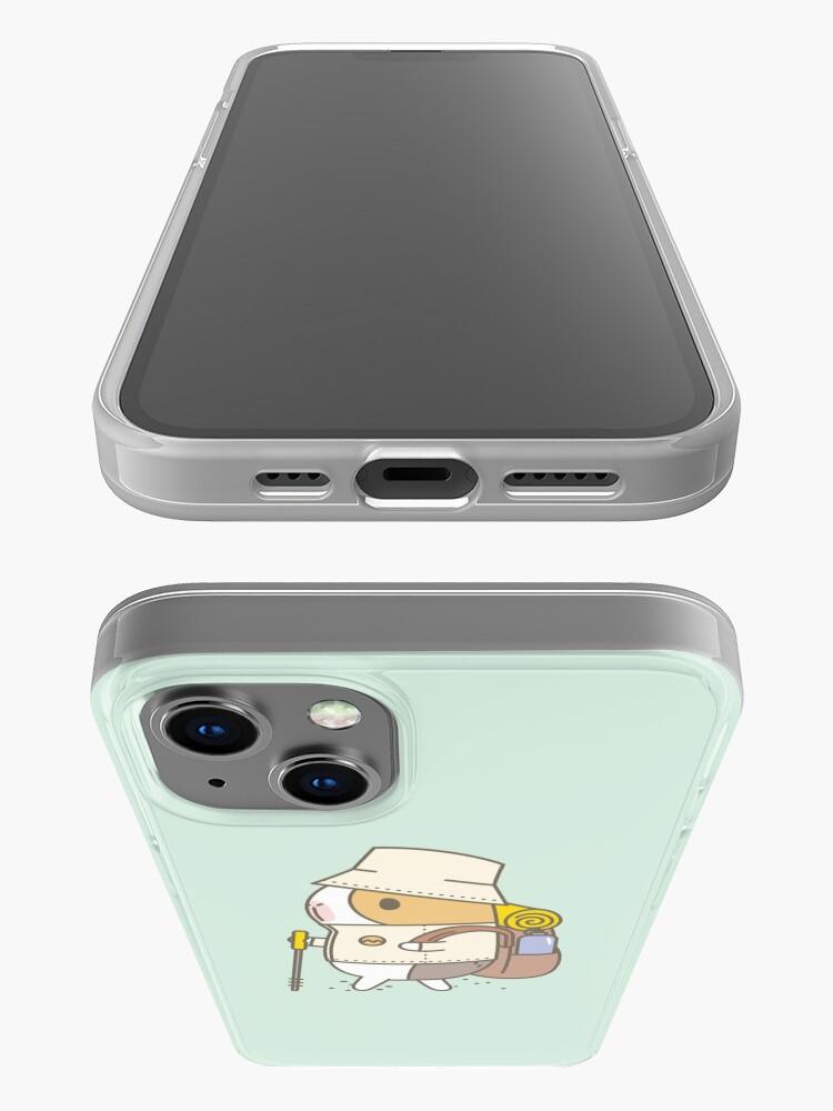 Alternate view of Bubu the Guinea Pig, Hiking iPhone Case