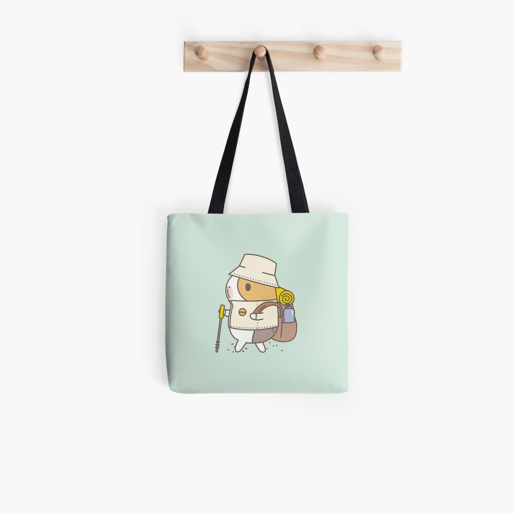 Bubu the Guinea Pig, Hiking Tote Bag