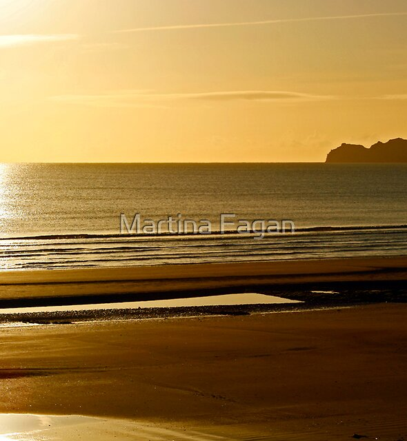 A walk along Portmarnock beach by Martina Fagan
