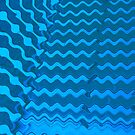 Linear Functions in Blue by Buckwhite