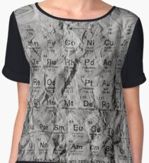 Таблица Менделеева, Периодическая таблица, Periodic Table of the Elements, #PeriodicTableoftheElements #PeriodicTable #Elements #Periodic #Table #Element #Chemistry #Helium #Периодическаятаблица Chiffon Top