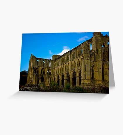 The Monastery Greeting Card