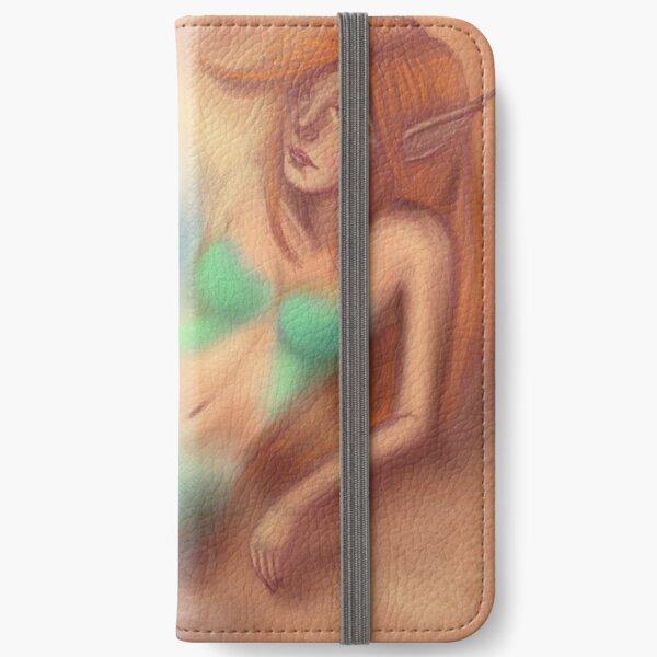 Mermaid iPhone Wallet