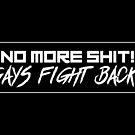 No more sh*t! Gays fight back! [WHT Edition] by NikolaiGames
