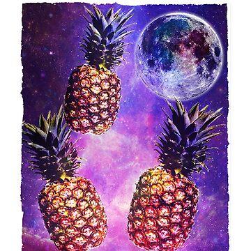 Pineapple - Wolf Moon- Parody  by PopArtdom